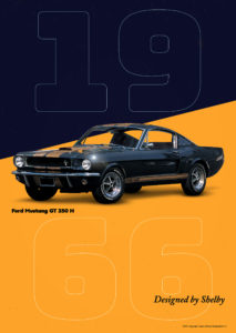 Ford Mustang Shelby-BR