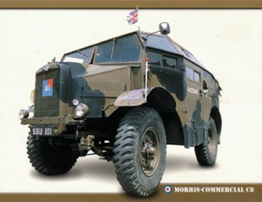 Morris Commercial Quad C8