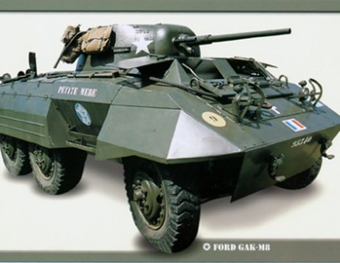Ford GAK M8 Greyhound